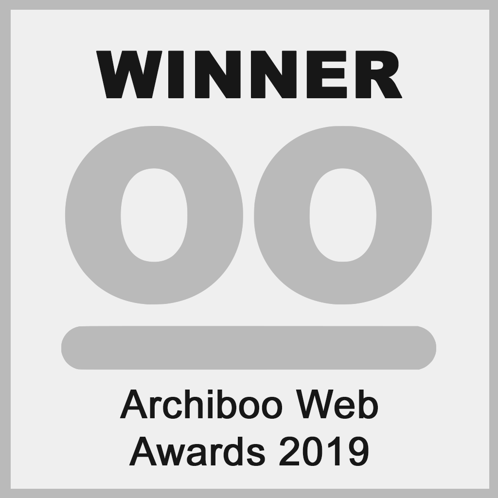 ARCHIBOO WEB AWARDS 2019 BEST CONSULTANTS WEBSITE
