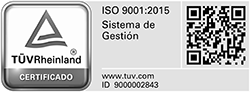 TUVRheinland certification